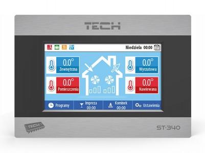 tech st-340 контроллеры для рекуператоров