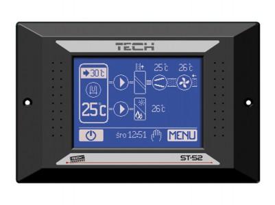 tech st-52 контроллеры для тепловых насосов