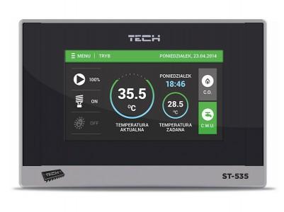 tech st-535 контроллеры для тепловых насосов